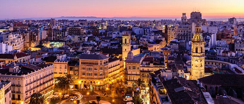 los lugares más eróticos de la ciudad de Valencia